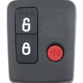 3 Button Ford Remote