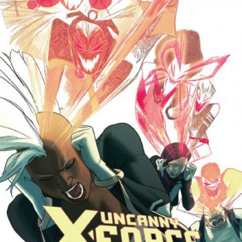Uncanny X-Force Issue 10
