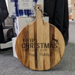 Christmas Chopping Board