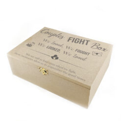 Couple Fight Box